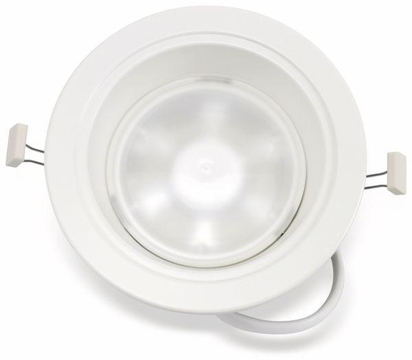LED-Einbauleuchte TOSHIBA E-CORE LED DOWNLIGHT 3000, EEK: A, 2730 lm, weiß - Produktbild 2