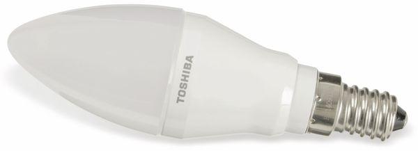 LED-Lampe TOSHIBA LDCC0627FE4EUD, E14, EEK: A, 6 W, 2700 K, 250 lm, dimmbar - Produktbild 1