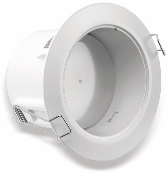 LED-Einbauleuchte TOSHIBA Pack omni mini 2 LEDEUD00152S27, 2700 K, 405 lm