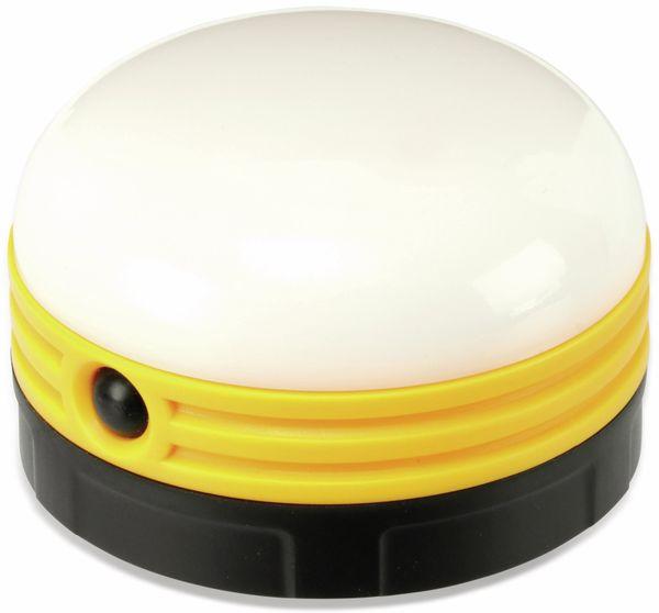 LED-Campingleuchte DUNLOP, batteriebetrieben - Produktbild 2