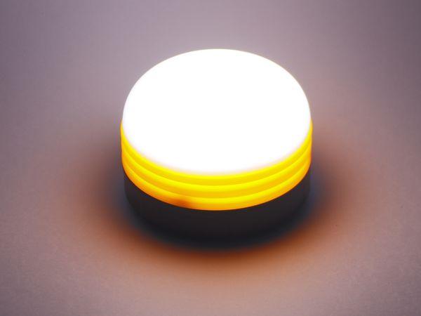 LED-Campingleuchte DUNLOP, batteriebetrieben - Produktbild 3