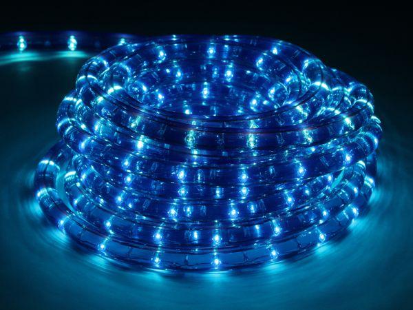 Lichtschlauch GEV 010611A, 6 m, blau - Produktbild 1