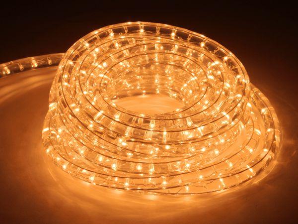 Lichtschlauch GEV 010604A, 6 m, transparent - Produktbild 1
