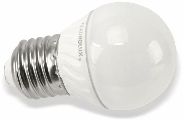 LED-Lampe MAGNOLUX B45-470, E27, EEK: A+, 5,5 W, B45, 470 lm, 2700 K, 10 St