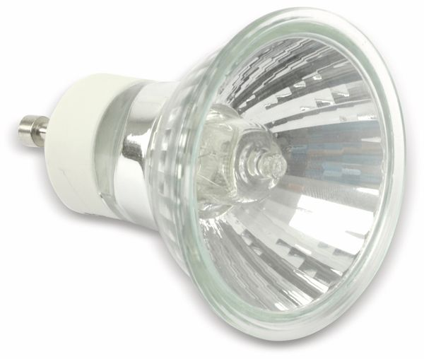 Halogen-Spiegellampe XQ-lite XQ0949, GU10, EEK: D, 35 W, 260 lm, 2700 K - Produktbild 1
