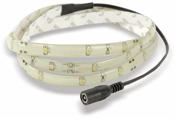 LED-Strip GEV LTL 21143, 30 LEDs, 1 m, warmweiß - Produktbild 1