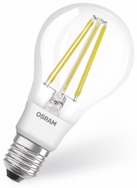 LED-Lampe OSRAM RETROFIT, E27, EEK: A+, 12 W, 1420 lm, 2700 K - Produktbild 1