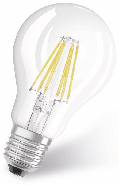 LED-Lampe OSRAM RETROFIT, E27, EEK: A++, 7 W, 806 lm, 2700 K - Produktbild 1