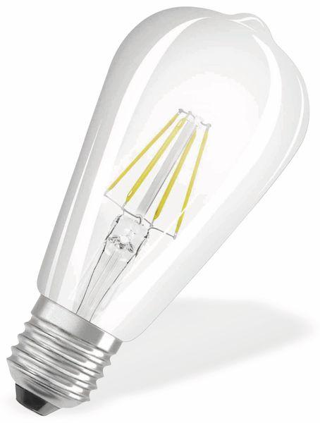 LED-Lampe OSRAM RETROFIT, E27, EEK: A++, 6 W, 806 lm, 2700 K - Produktbild 2