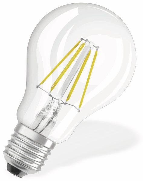 LED-Lampe OSRAM RETROFIT, E27, EEK: A++, 4,5 W, 470 lm, 2700 K - Produktbild 2