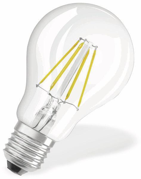 LED-Lampe OSRAM RETROFIT, E27, EEK: A++, 4 W, 470 lm, 2700 K