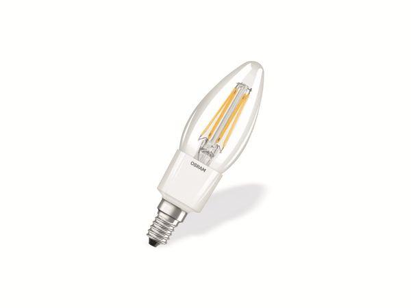 LED-Lampe OSRAM RETROFIT, E14, EEK: A++, 4,5 W, 470 lm, 2700 K, dimmbar - Produktbild 2