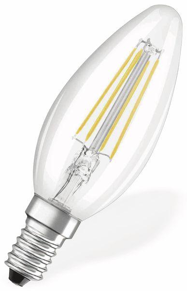 LED-Lampe OSRAM RETROFIT, E14, EEK: A++, 4 W, 470 lm, 2700 K, B35 - Produktbild 2