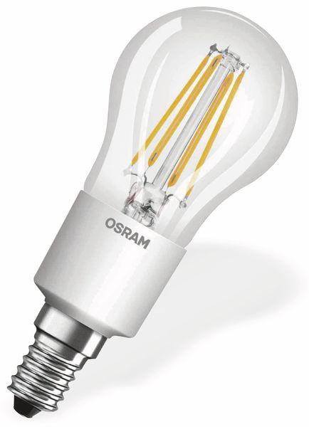 LED-Lampe OSRAM RETROFIT, E14, EEK: A++, 4,5 W, 470 lm, 2700 K, P45 - Produktbild 2