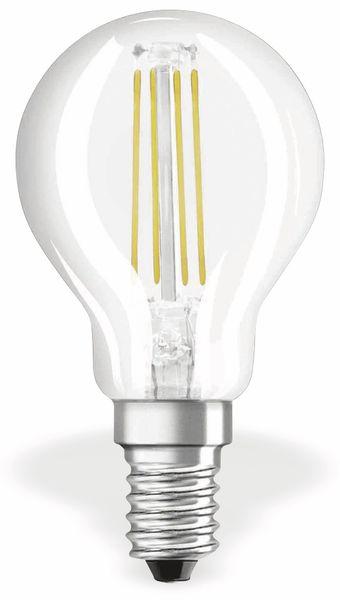 LED-Lampe OSRAM RETROFIT, E14, EEK: A++, 4 W, 470 lm, 2700 K, P45 - Produktbild 1