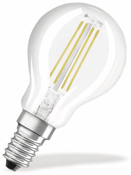 LED-Lampe OSRAM RETROFIT, E14, EEK: A++, 4 W, 470 lm, 2700 K, P45 - Produktbild 2