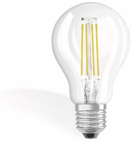LED-Lampe OSRAM RETROFIT, E27, EEK: A++, 4 W, 470 lm, 2700 K, P45 - Produktbild 1
