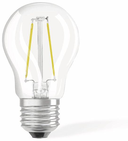 LED-Lampe OSRAM RETROFIT, E27, EEK: A++, 2,8 W, 250 lm, 2700 K, P45