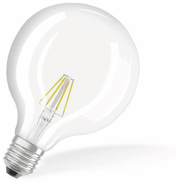 LED-Lampe OSRAM RETROFIT, E27, EEK: E, 6 W, 806 lm, 2700 K, G125 - Produktbild 2