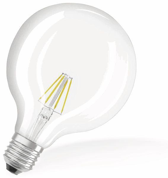 LED-Lampe OSRAM RETROFIT, E27, EEK: E 4 W, 470 lm, 2700 K, G124 - Produktbild 2