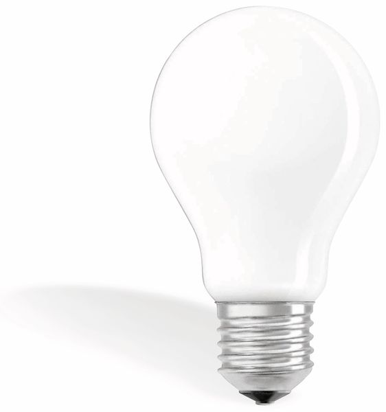LED-Lampe OSRAM RETROFIT, E27, EEK: A+, 7 W, 806 lm, 2700 K, A60