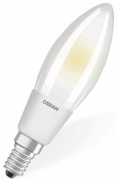 LED-Lampe OSRAM RETROFIT, E14, EEK: A+, 5 W, 470 lm, 2700 K, B35, dimmbar - Produktbild 2