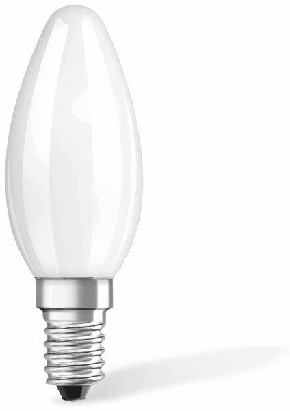 LED-Lampe OSRAM RETROFIT, E14, EEK: A++, 4 W, 470 lm, 2700 K, B35