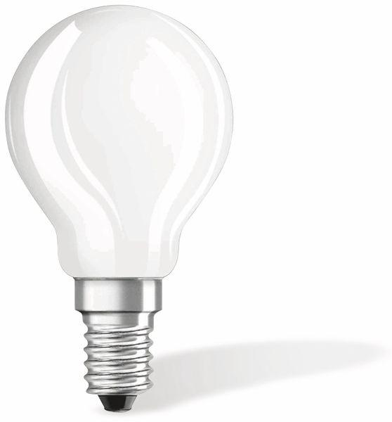 LED-Lampe OSRAM RETROFIT, E14, EEK: A++, 4 W, 470 lm, 2700 K - Produktbild 1