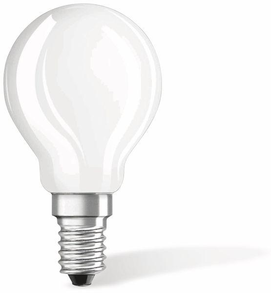 LED-Lampe OSRAM RETROFIT CLASSIC P, E14, EEK: A++, 2,1 W, 250 lm, 2700 K