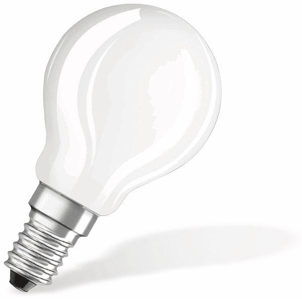 LED-Lampe OSRAM RETROFIT CLASSIC P, E14, EEK: A++, 2,1 W, 250 lm, 2700 K - Produktbild 2