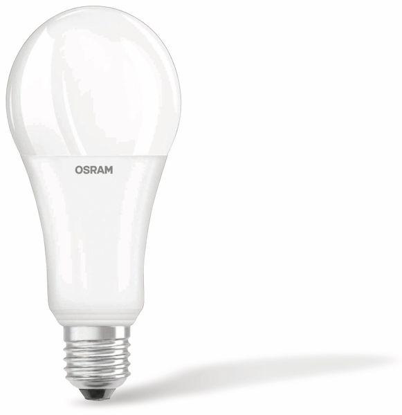 LED-Lampe OSRAM SUPERSTAR CLASSIC A, E27, EEK: A+, 21 W, 2500 lm, 2700 K - Produktbild 1