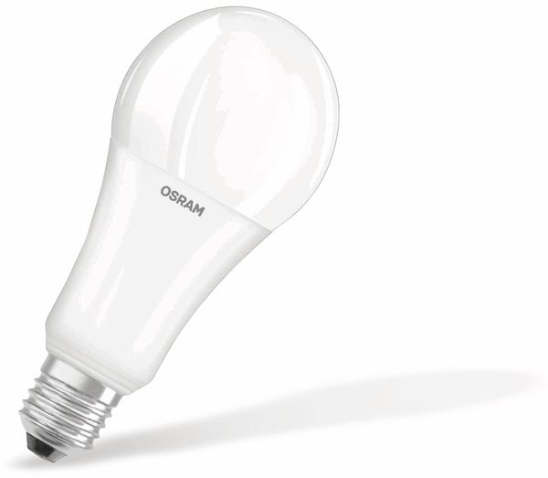 LED-Lampe OSRAM SUPERSTAR CLASSIC A, E27, EEK: A+, 21 W, 2500 lm, 2700 K - Produktbild 2