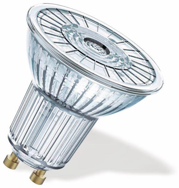 LED-Lampe OSRAM SUPERSTAR PAR16, GU10, EEK: A+, 7,2 W, 575 lm, 4000 K - Produktbild 2