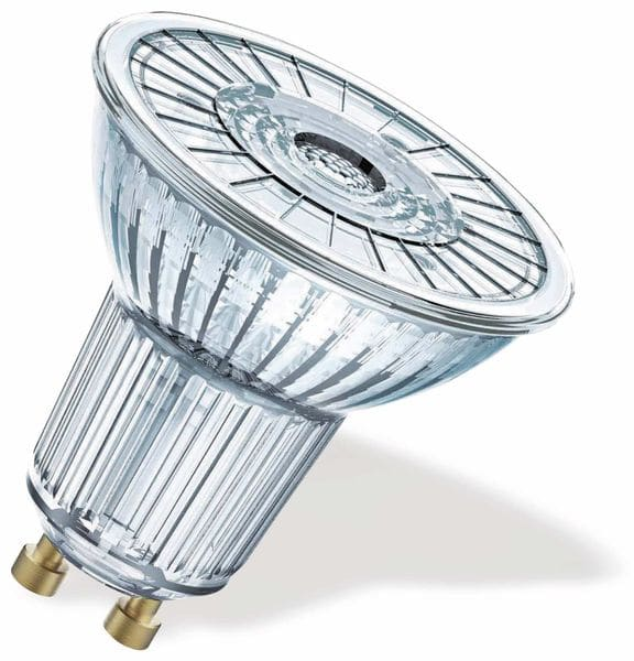 LED-Lampe OSRAM SUPERSTAR PAR16, EEK: A+, GU10, 4,6 W, 350 lm, 4000 K - Produktbild 2
