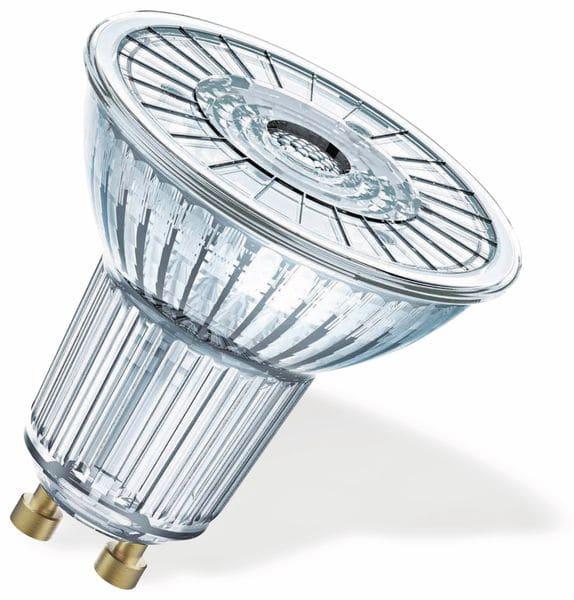 LED-Reflektorlampe OSRAM SUPERSTAR, GU10, EEK: A+, 3,1 W, 230 lm, 4000 K - Produktbild 2