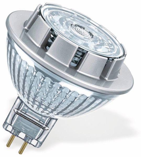 LED-Reflektorlampe OSRAM SUPERSTAR, GU5.3, EEK: A+, 7,8 W, 621 lm, 4000 K - Produktbild 2