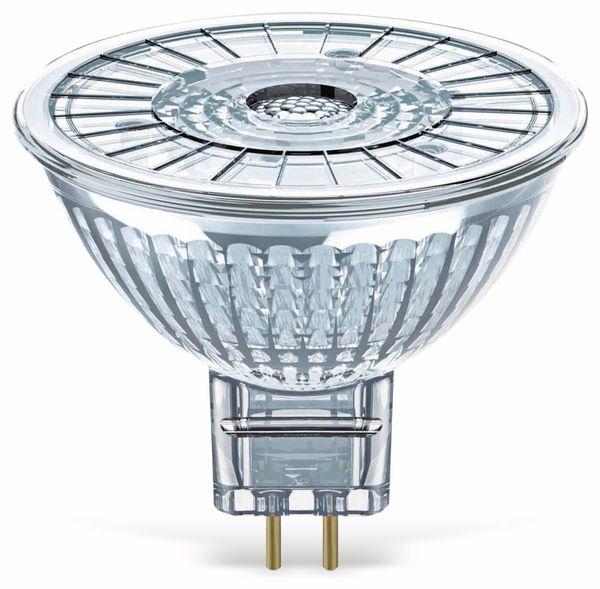 LED-Reflektorlampe OSRAM SUPERSTAR, GU5.3, EEK: A+, 5 W, 350 lm, 4000 K - Produktbild 1