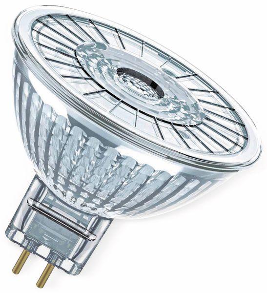 LED-Reflektorlampe OSRAM SUPERSTAR, GU5.3, EEK: A+, 3 W, 230 lm, 2700 K - Produktbild 2