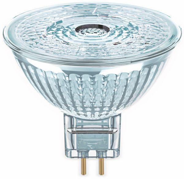 LED-Reflektorlampe OSRAM SUPERSTAR, GU5.3, EEK: A+, 3,4 W, 230 lm, 4000 K