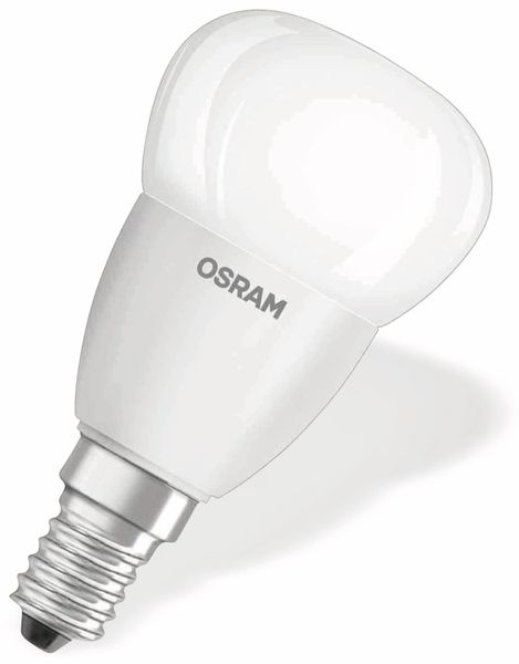 LED-Lampe OSRAM STAR CLASSIC P, E14, EEK: A+, 5 W, 470 lm, 4000 K - Produktbild 2