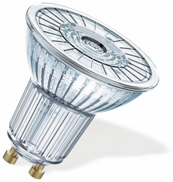 LED-Lampe OSRAM LED STAR PAR16, GU10, EEK: A+, 6,9 W, 575 lm, 2700 K - Produktbild 2