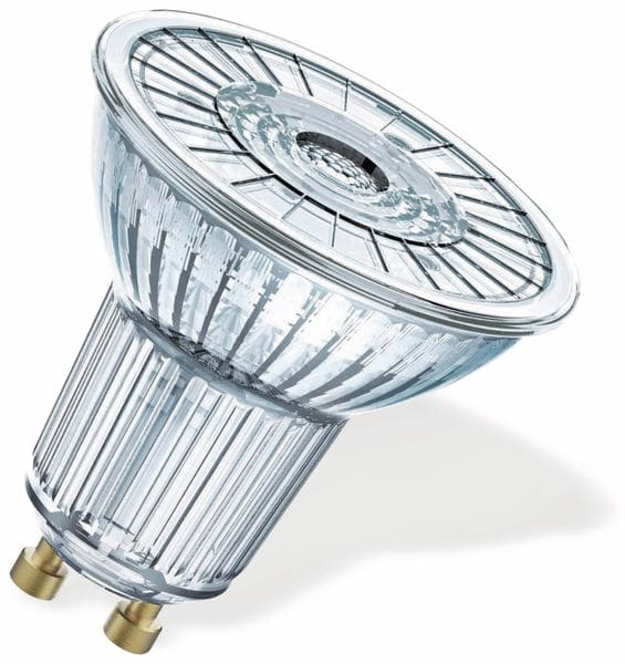 LED-Lampe OSRAM Star 4052899958036, GU10, EEK: A+, 2,6 W, 2700 K, 230 lm - Produktbild 2
