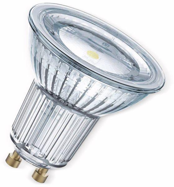 LED-Lampe OSRAM LED STAR PAR16, GU10, EEK A+, 4,3 W, 350 lm, 2700 K - Produktbild 2
