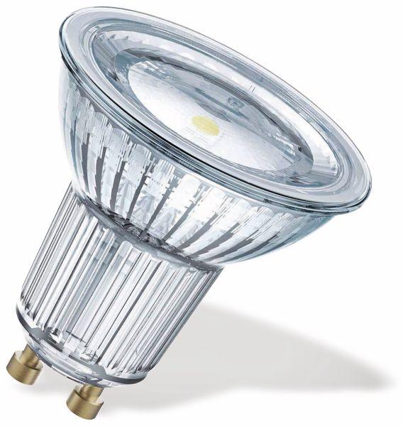 LED-Lampe OSRAM LED STAR PAR16, GU10, EEK A+, 4,3 W, 330 lm, 4000 K - Produktbild 2