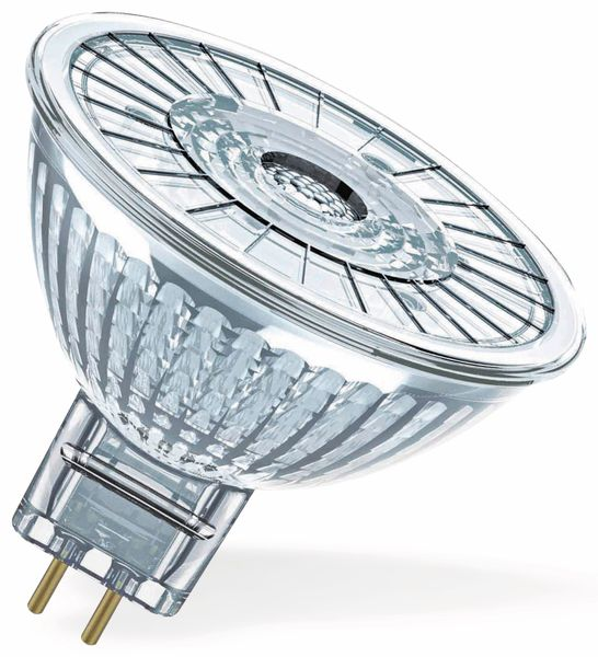 LED-Lampe OSRAM Star 4052899957756, GU5,3, EEK: A+, 4,6 W, 350 lm, 2700 K - Produktbild 2