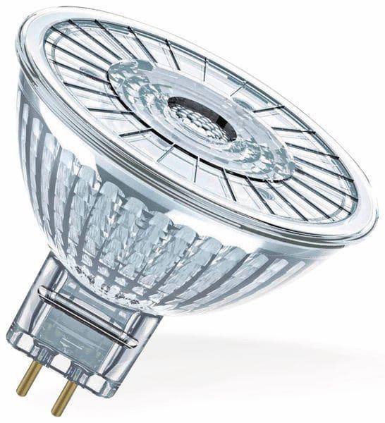 LED-Lampe OSRAM Star 4052899957763, GU5,3, EEK: A+, 4,6 W, 350 lm, 4000 K - Produktbild 2