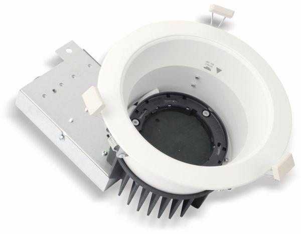 Decken-Einbauleuchte TOSHIBA LEDEUD00075C, GH76p-2, weiß - Produktbild 1