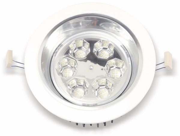 LED-Einbauleuchte TOSHIBA E-CORE LED DOWNLIGHT 3000, weiß - Produktbild 2