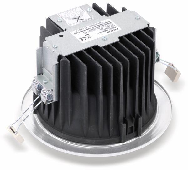 LED-Einbauleuchte TOSHIBA E-CORE LED DOWNLIGHT 3000, EEK: A, weiß - Produktbild 4