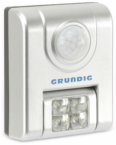 LED-Nachtlicht GRUNDIG mit Bewegungsmelder, 4LEDs - Produktbild 1
